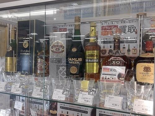 ウイスキー 買取 千葉の未開封 お酒 買取