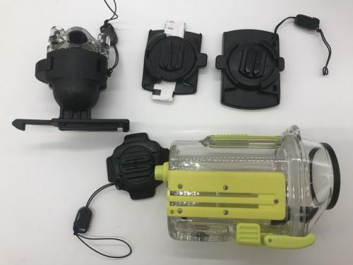 ビデオカメラのコンツァー ローム2