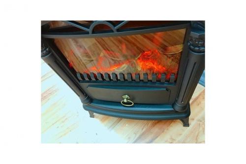 暖炉型のヒーター 中古