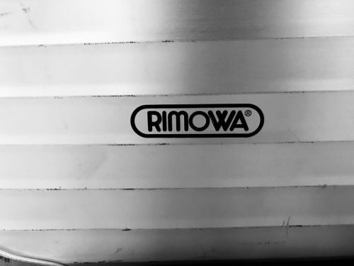 キャリーバッグ スーツケース 中古のRIMOWA