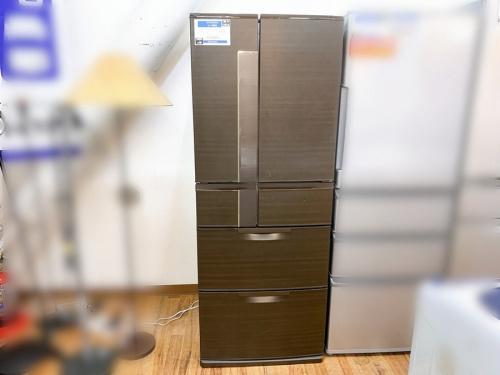 MITSUBISHI 三菱の大型冷蔵庫