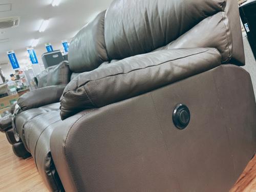 電動リクライニングソファーのコスパ◎