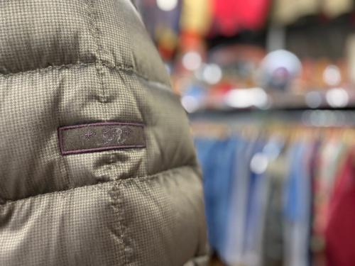 メンズ ダウンジャケットの千葉船橋中古洋服情報