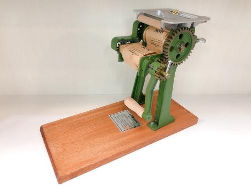製麺機 中古の小野式製麺機