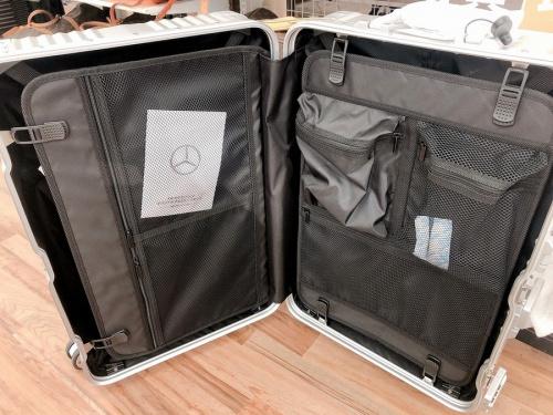 キャリーバッグ スーツケース 中古のメルセデスベンツ Mercedes Benz