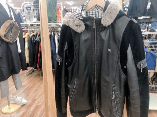 ジャケット メンズのバーバリー ジャケット