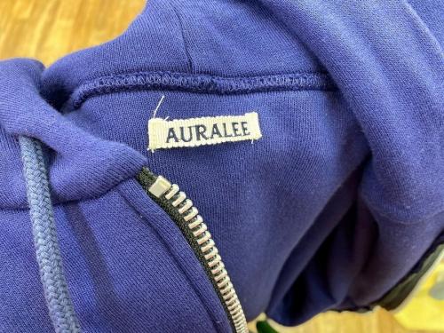 メンズ 衣類 中古のAURALEE オーラリー