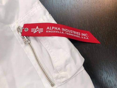 MA-1ジャケット アルファの千葉船橋中古衣類情報