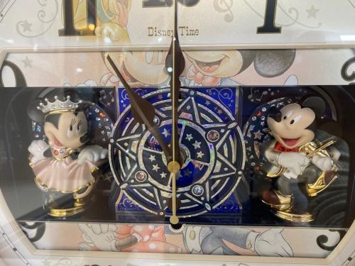 掛時計 買取 千葉のdisney ディズニー