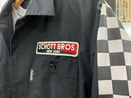 メンズ 衣類 中古のSchott bros ショット