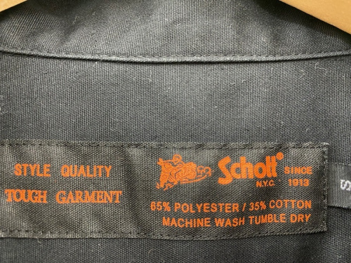 Schott bros ショットのワークシャツ メンズ