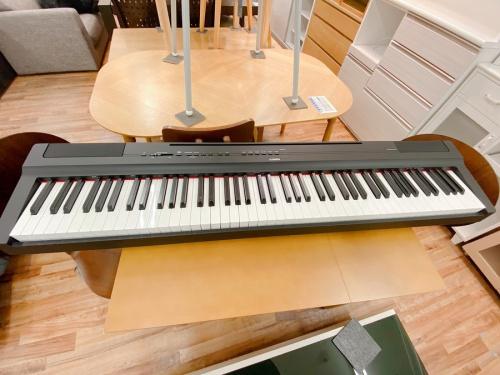 ピアノ YAMAHAのP-125B ヤマハ