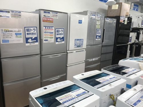 生活家電 中古 安いの冷蔵庫 洗濯機 安い