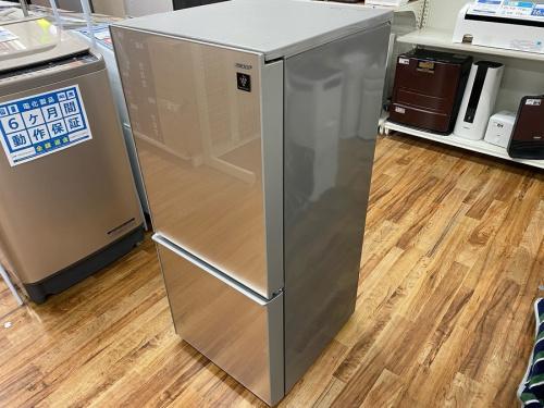 SHARP 2ドア冷蔵庫の冷蔵庫 洗濯機 安い
