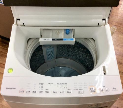 TOSHIBA 東芝の洗濯機