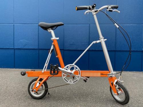 千葉 市川 船橋 江戸川 墨田 葛飾 幕張 折りたたみ自転車 中古 買取の折りたたみ自転車