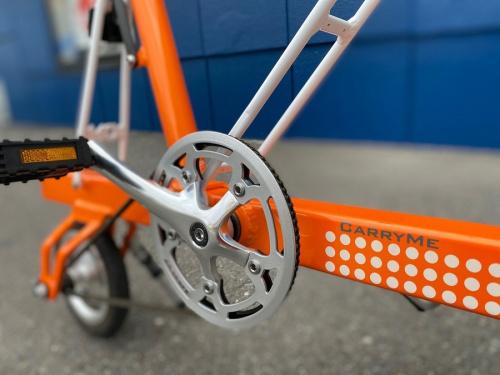 折りたたみ自転車 のキャリーミー CARRY ME