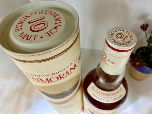 シングルモルト スコッチウイスキーのGLENMORANGIE グレンモーレンジィ