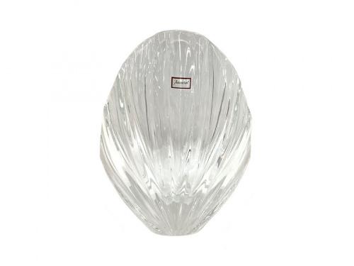 バカラ リゴットのガラス フラワーベース