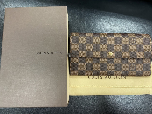 LOUIS VUITTON ルイヴィトンのダミエ