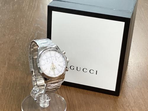グッチ メンズの腕時計 中古 買取