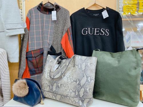 メンズファッションの冬服 買取