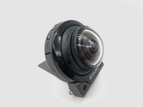 全天周カメラの魚眼レンズ カメラ