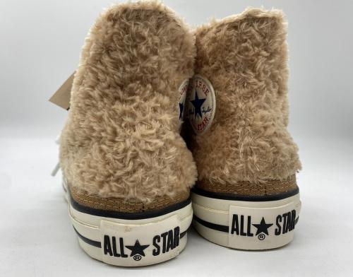 コンバース ディズニーのダッフィー 靴