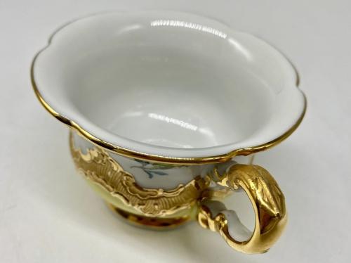 カップ&ソーサー宮廷の小花 グランツゴールドのブランド 食器