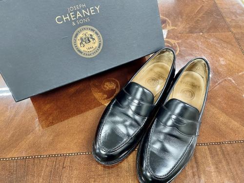 中古 靴 買取のJOSEPH CHEANEY ジョセフチーニー