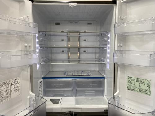 冷蔵庫 大型 の5ドア冷蔵庫 中古