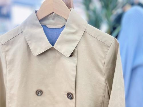 千葉 市川 船橋 江戸川 墨田 葛飾 幕張 中古 衣類 買取のレディース スプリングコート