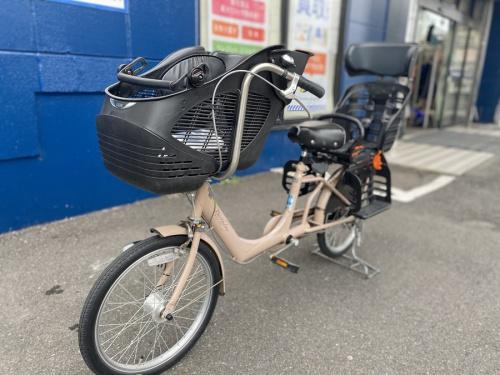 子供乗せ自転車 チャイルドシート搭載 自転車 のCYMA サイマ