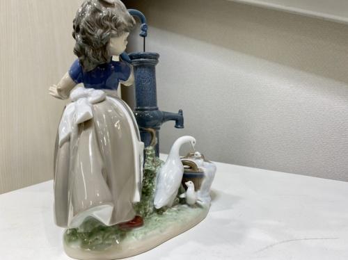 陶器人形 中古 フィギュリンの千葉 市川 買取