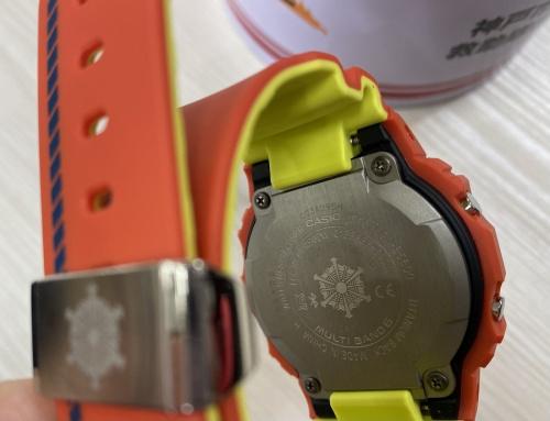 G‐SHOCK ジーショック 神戸市消防局のCASIO カシオ 腕時計
