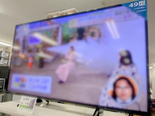 液晶テレビ 中古のダブルチューナー内蔵 テレビ