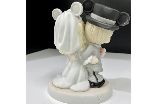 陶器人形 フィギュリンのディズニー Disney