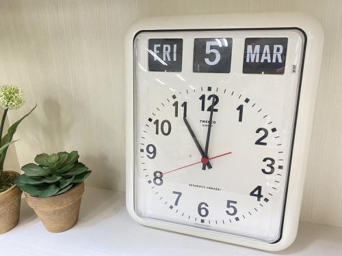 インテリア雑貨の掛時計 中古