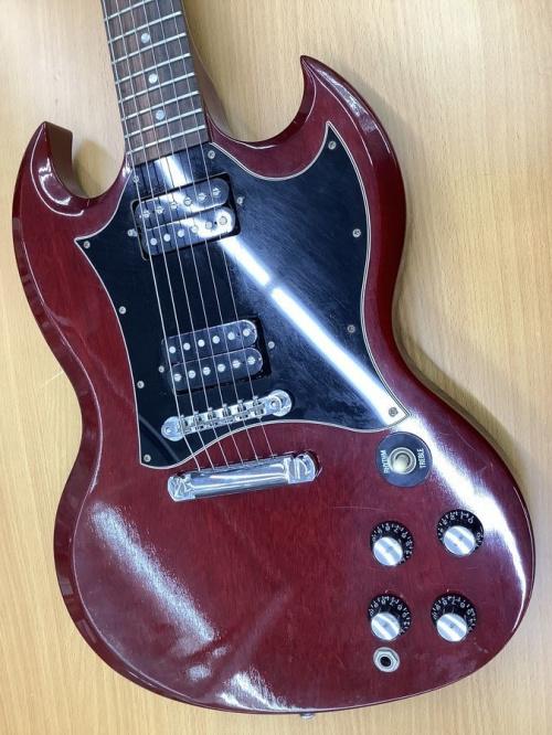 ギターの中古楽器