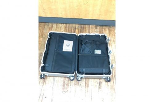 アルミスーツケース 65L 大容量