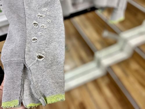 スウェット トレーナー セレクトの千葉船橋中古洋服情報