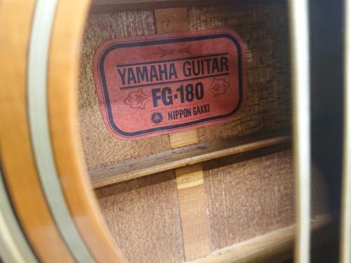 中古楽器店の中古ギター