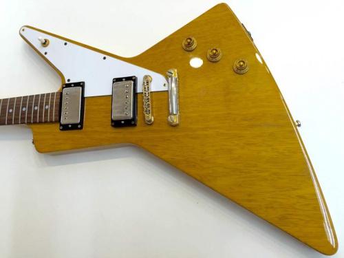 Bacchusのエレキギター