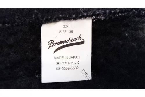 ブラウンズビーチジャケットの古着 名古屋