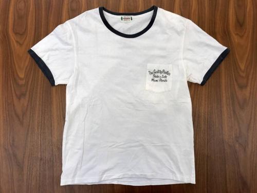 TシャツのWACKO MARIA