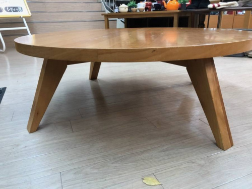 ローテーブルの中古家具 名古屋