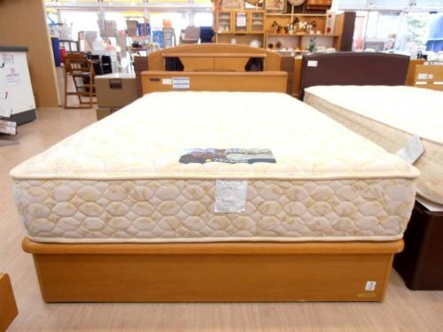 ベッドのシルベッド