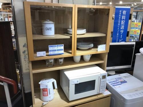 カップボード・食器棚のコスパ◎家具