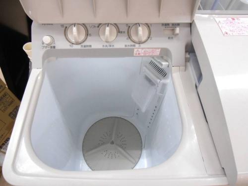洗濯機の二層式洗濯機