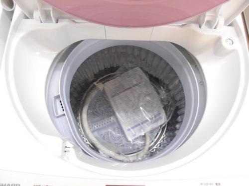 全自動洗濯機のSHARP